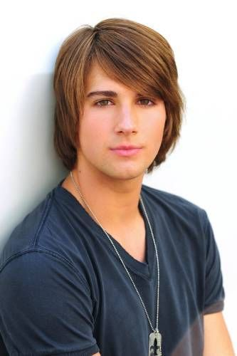Big Time Rush wallpaper containing a portrait titled James