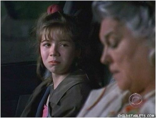 Jennette McCurdy (Judging Amy [Amber Reid]) 2005 - Age 12