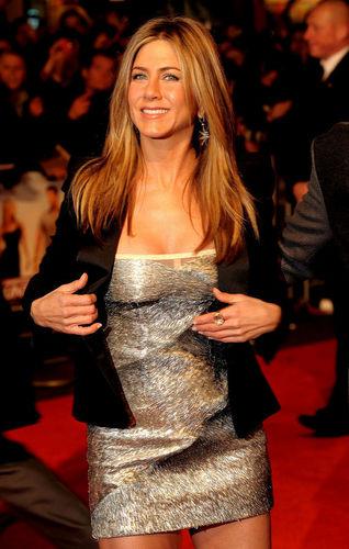 Jennifer Aniston attends the UK film