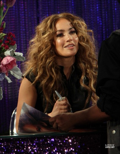 """Jennifer - """"LOVE?"""" Release Party at Hard Rock Cafe in Hollywood - 03 May 2011"""