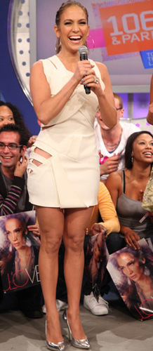 "Jennifer - US Talk Shows - BET's ""106 & Park"" - 03 May 2011"
