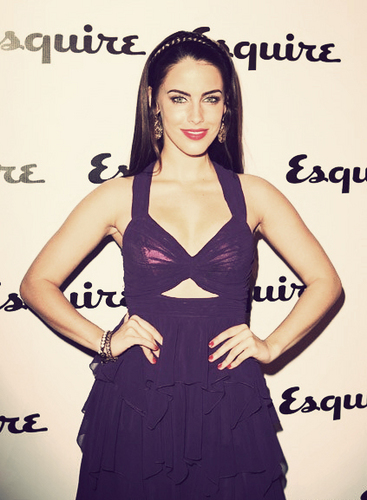 Jessica Lowndes wallpaper probably with a cocktail dress and a dinner dress entitled Jessica;