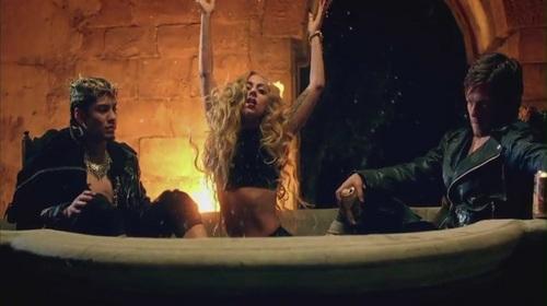 lady gaga wallpaper with a fogo and a fogo entitled Judas [Music Video]