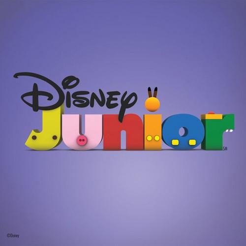 Jungle Junction ডিজনি junior logo