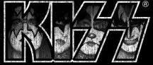 Kiss logo photo