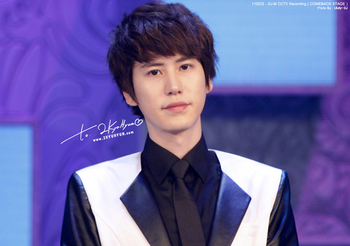 Super Junior wallpaper called Kyuhyun