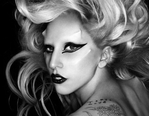 LADY GAGA 'Born This Way'
