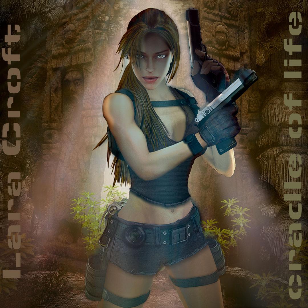 Lara Croft - Cradle of Life (Soundtrack) - Tomb Raider Photo (21781886 ...