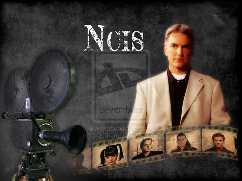 TV Male Characters wallpaper with a sign entitled Leroy Jethro Gibbs [NCIS]