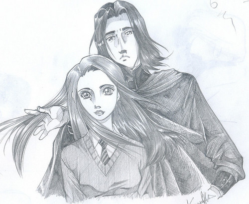 Lily-and-Severus