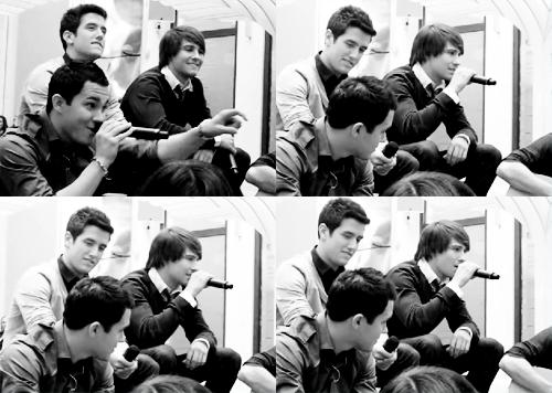Logan, James, Carlos