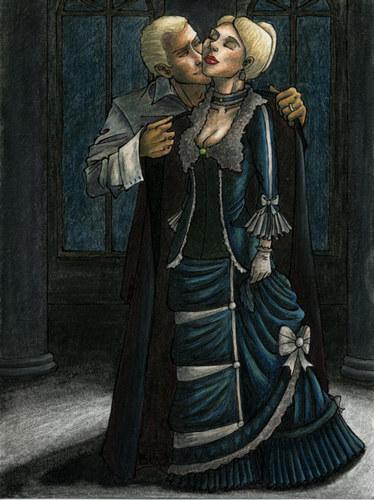 Lucius X Narcissa