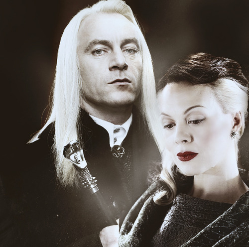 Lucius and Cissy