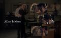 Marti & Julian Wallpaper - hellcats wallpaper