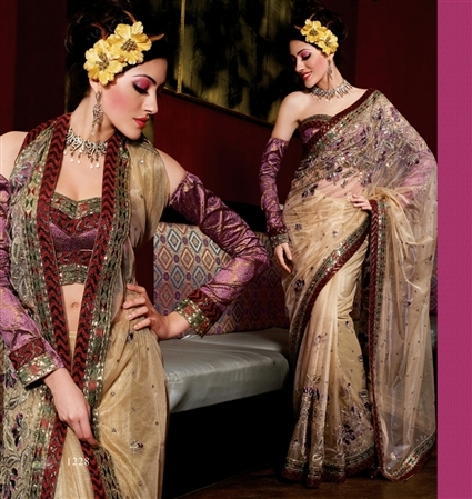 Marvelous Wedding Sarees