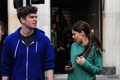 May 05th: Jessica Lowndes and stand up comedian Joel Dommett