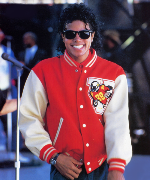 Michael Is So Sexy and Cute