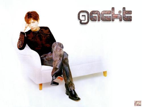 More Gacktness