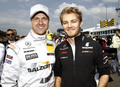 Nico Rosberg drives DTM Mercedes at Hockenheim - nico-rosberg photo