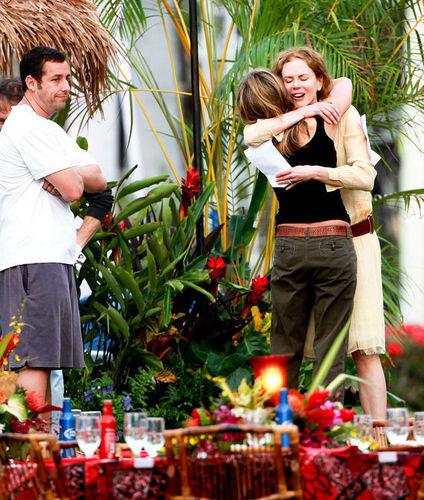 Nicole Kidman & Jennifer Aniston 'Just Go With It'-photo