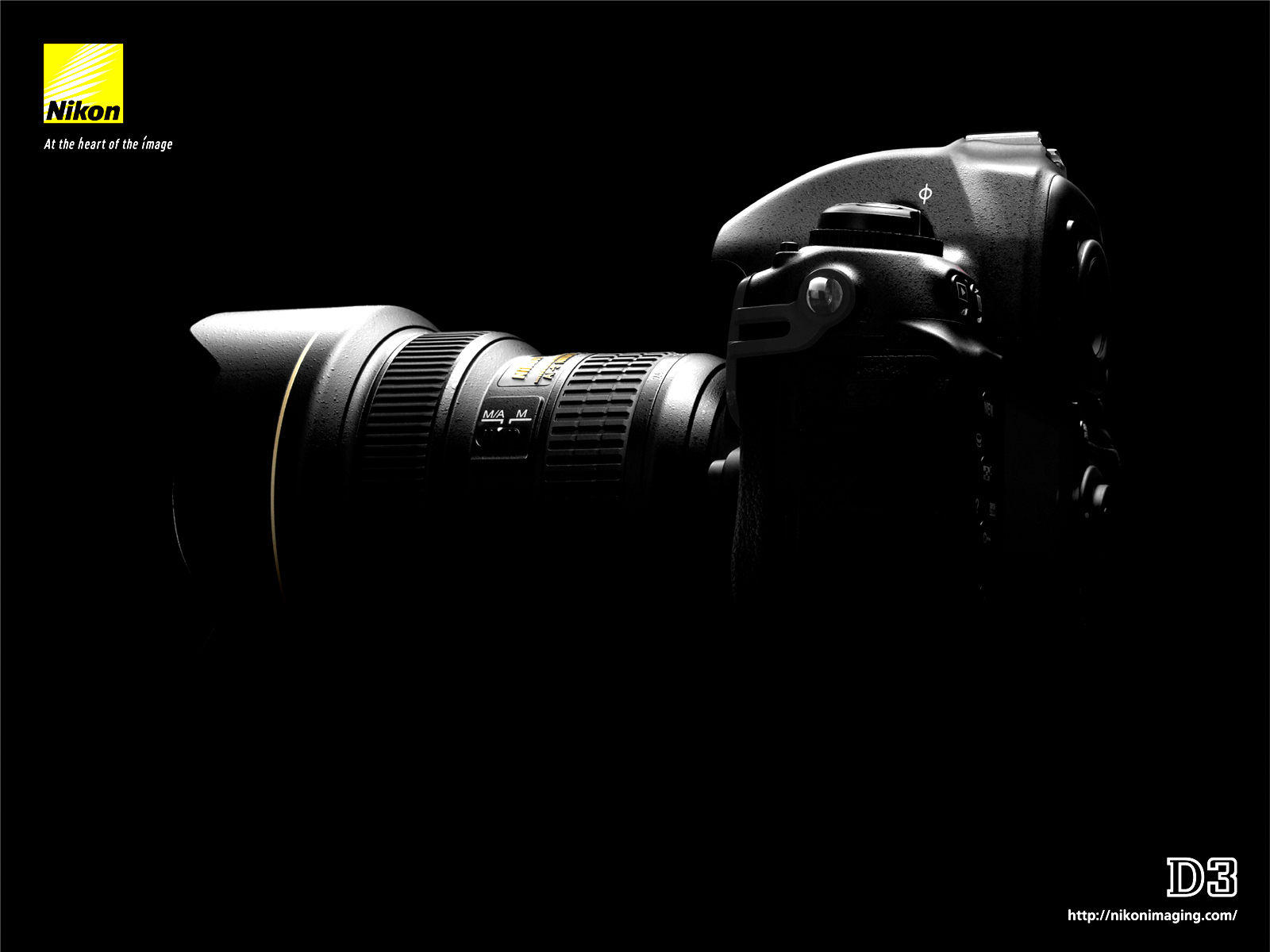 Nikon Digital Slr Images Nikon D3 Hd Wallpaper And Background Photos