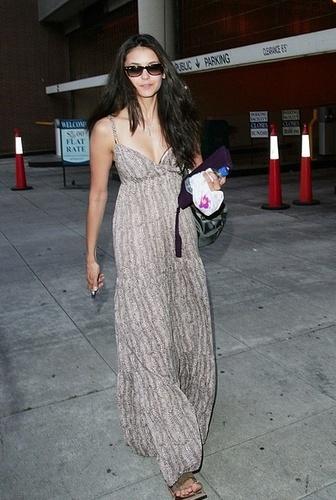 Nina Dobrev out in Beverly Hills (04.05.11)