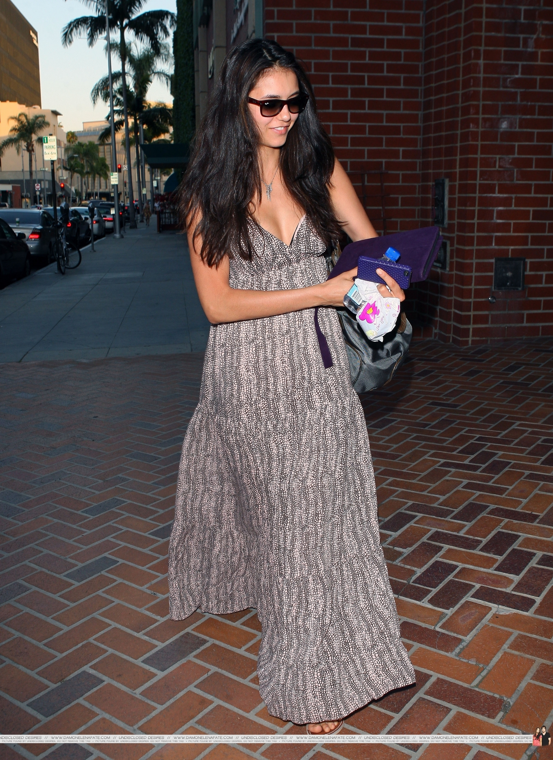 Nina In Beverly Hills(HQ)ღ