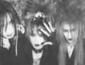 Oldschool Dir en grey - Kaoru, Kyo, and Die
