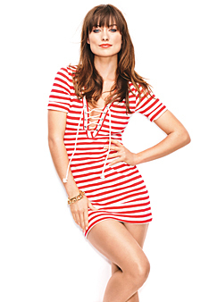 Olivia Wilde Photoshoot for Glamour Magazine (June 2011)