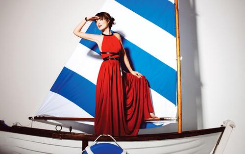 Olivia Wilde Photoshoot for Glamour Magazine (June 2011)