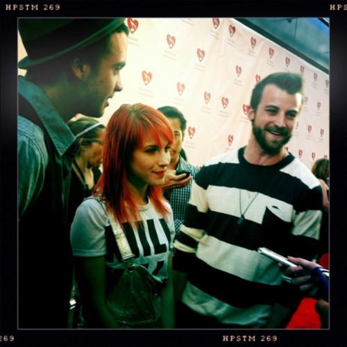 Paramore at MusiCares