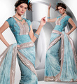Party Wear Saree - womens-fashion photo