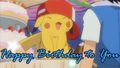 pikachu wishing me Happy Birthday! :D