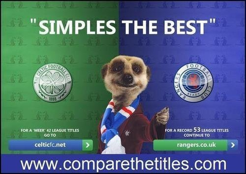 Rangers FC all the way!