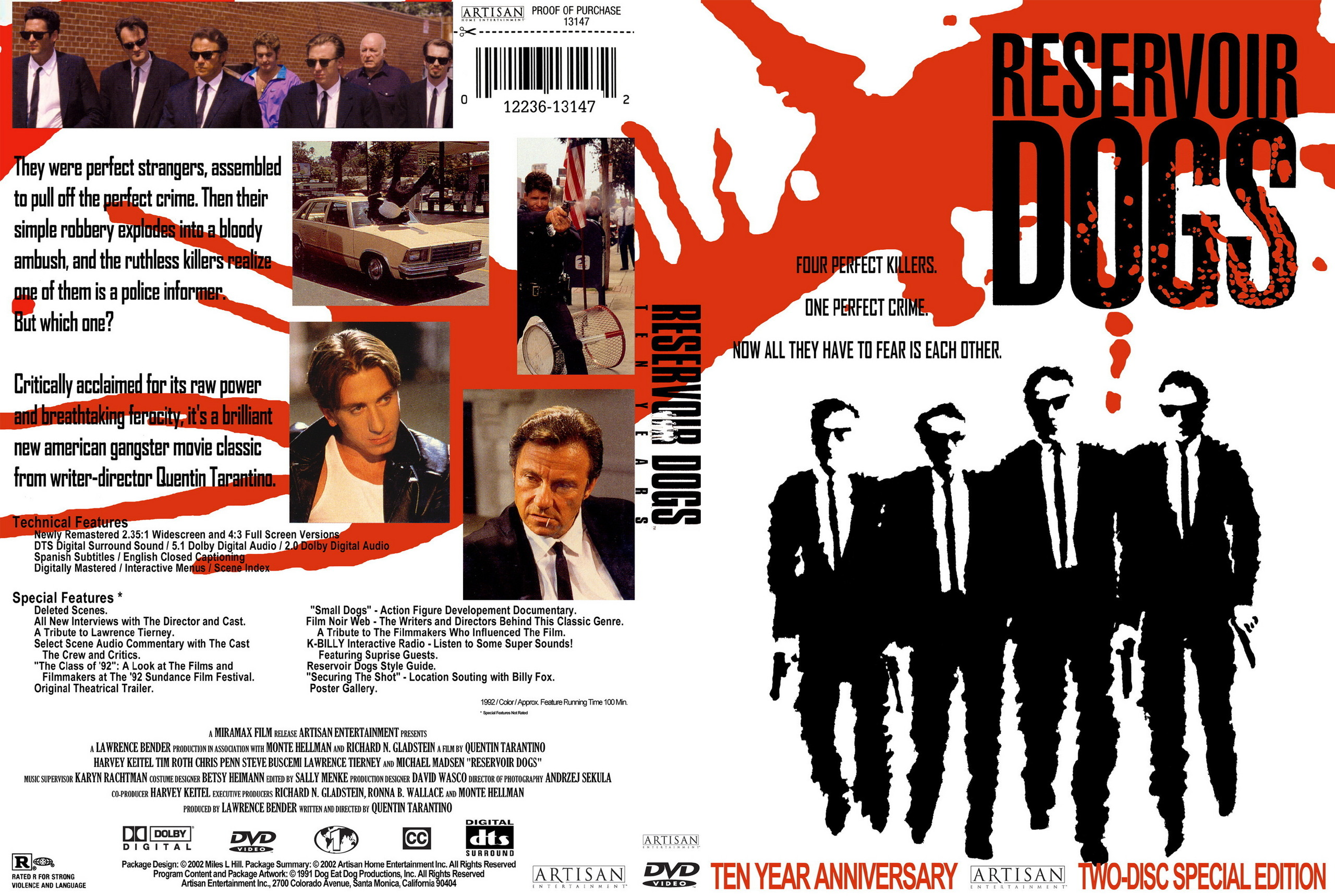 Reservoir Dogs images Reservoir Dogs HD wallpaper and ...