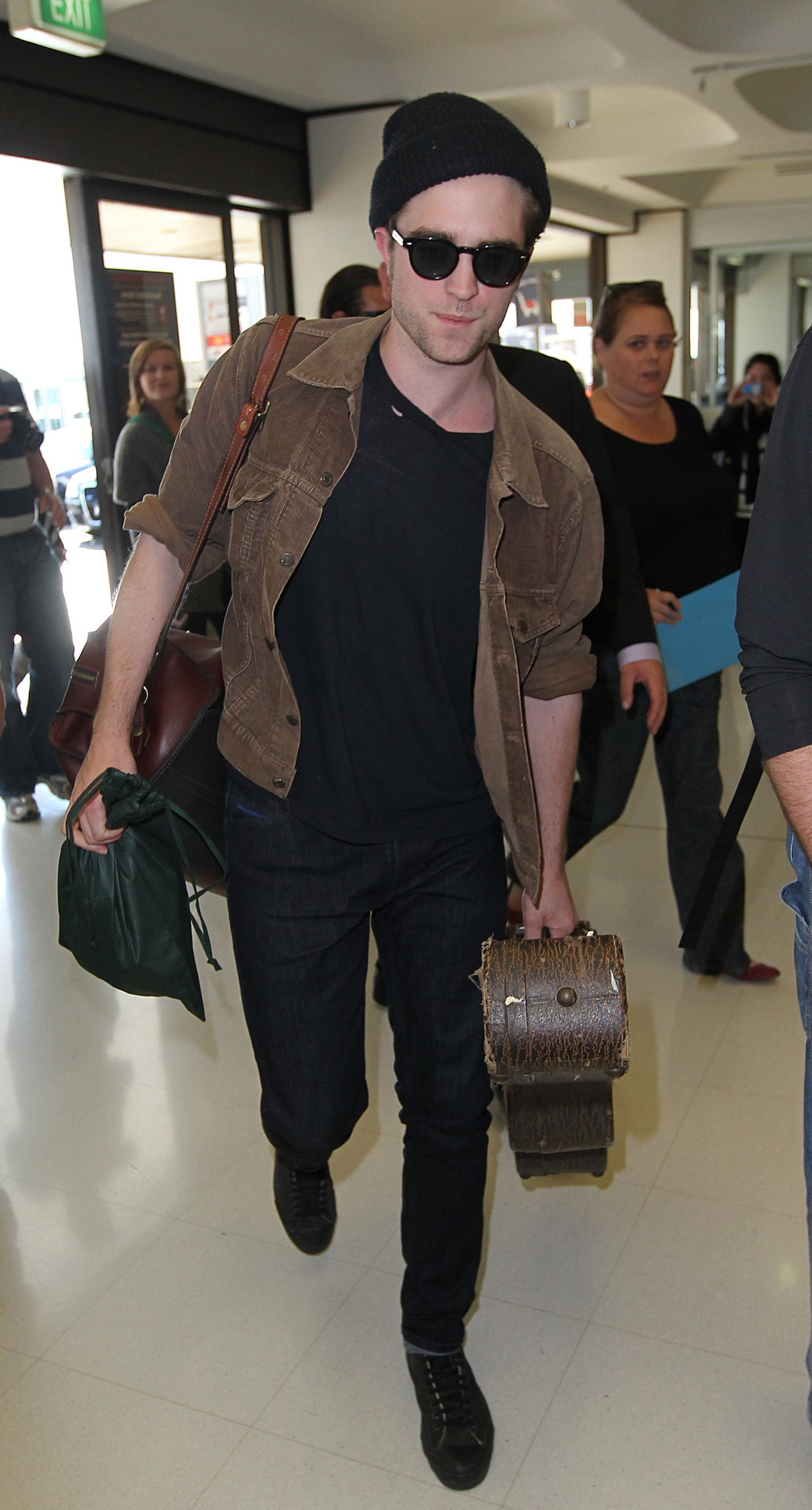 Rob Leaving Australia