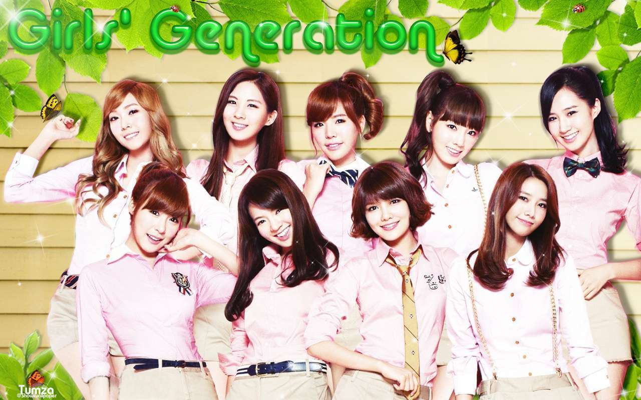 Girls Generation/SNSD images SNSD HD wallpaper and background photos ...