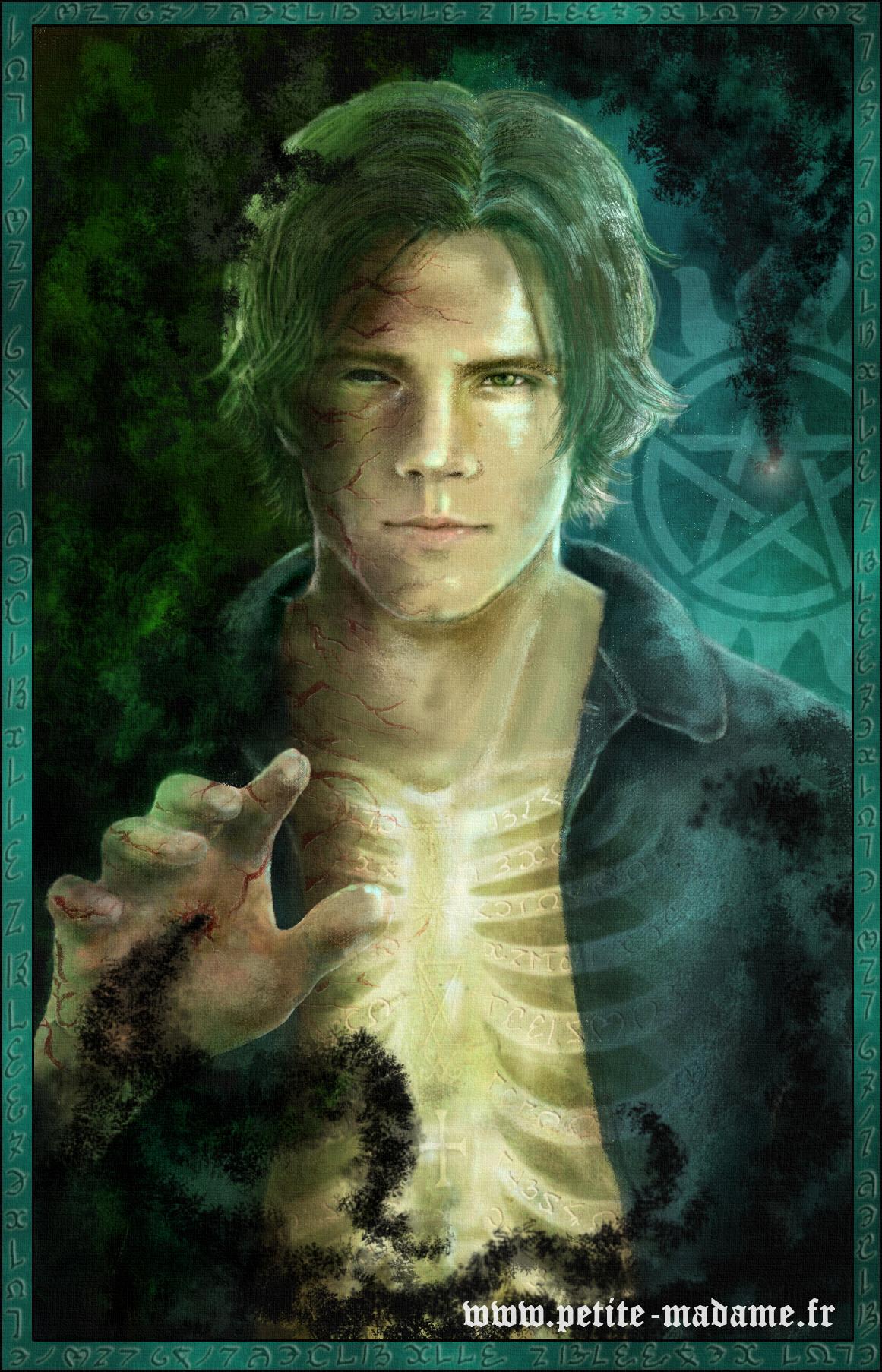 SPN - Lucifer's Vessel - Sam