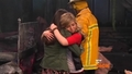 Sam hugging crying Carly