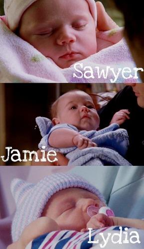 Sawyer/Jamie/Lydia