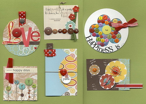 Scrapbooking sample