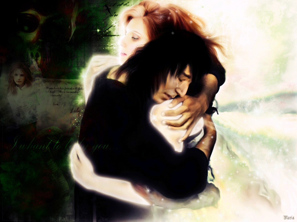 severus and lily - photo #1