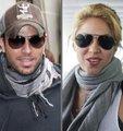 Shakira look a like Iglesias