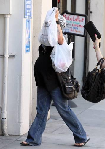 Shopping at Micheals - Santa Monica (May 2)