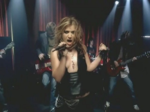 Kelly Clarkson wallpaper called Since U Been Gone [Official Video]