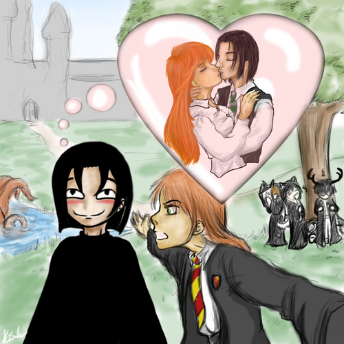 Snape's Daydream