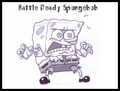 Spongebob Battle Looks - happy-square-sponge fan art