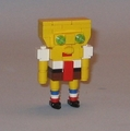 Spongebob Patrick Mr krabs In Lego