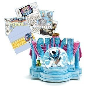 Stitch as Elvis - Vegas Snow Globe