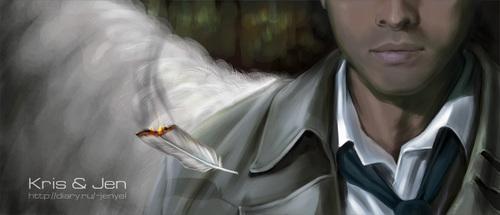 Supernatural.Castiel